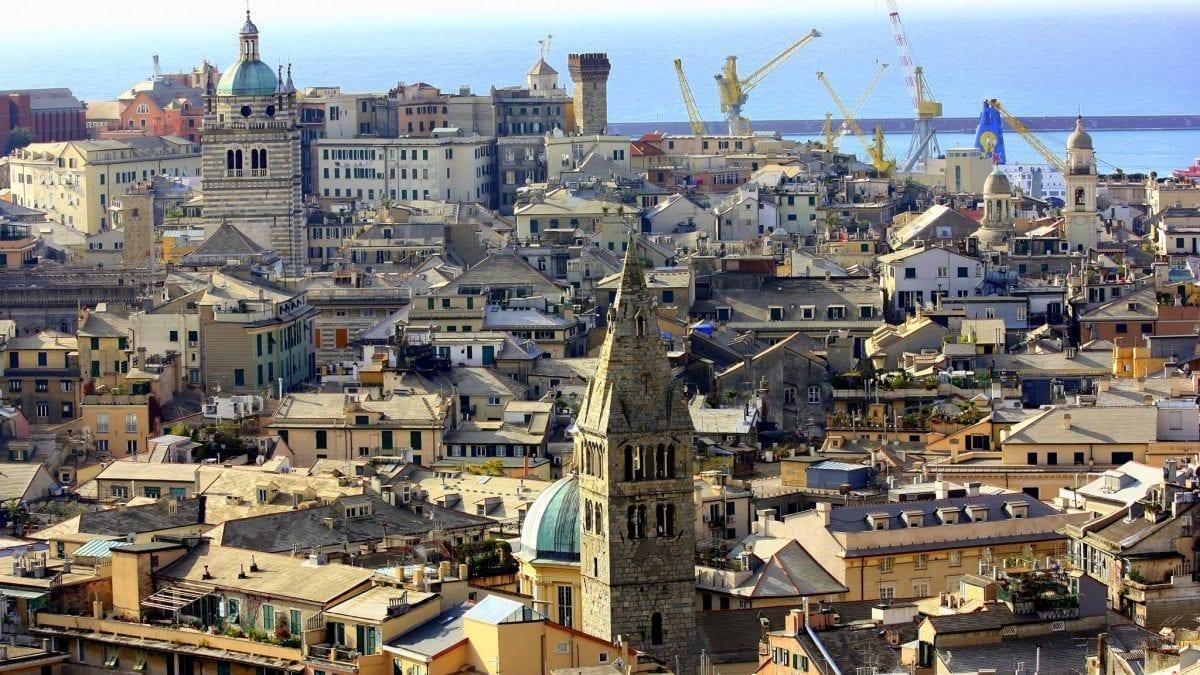 Genoa Awaits Virtual Travellers