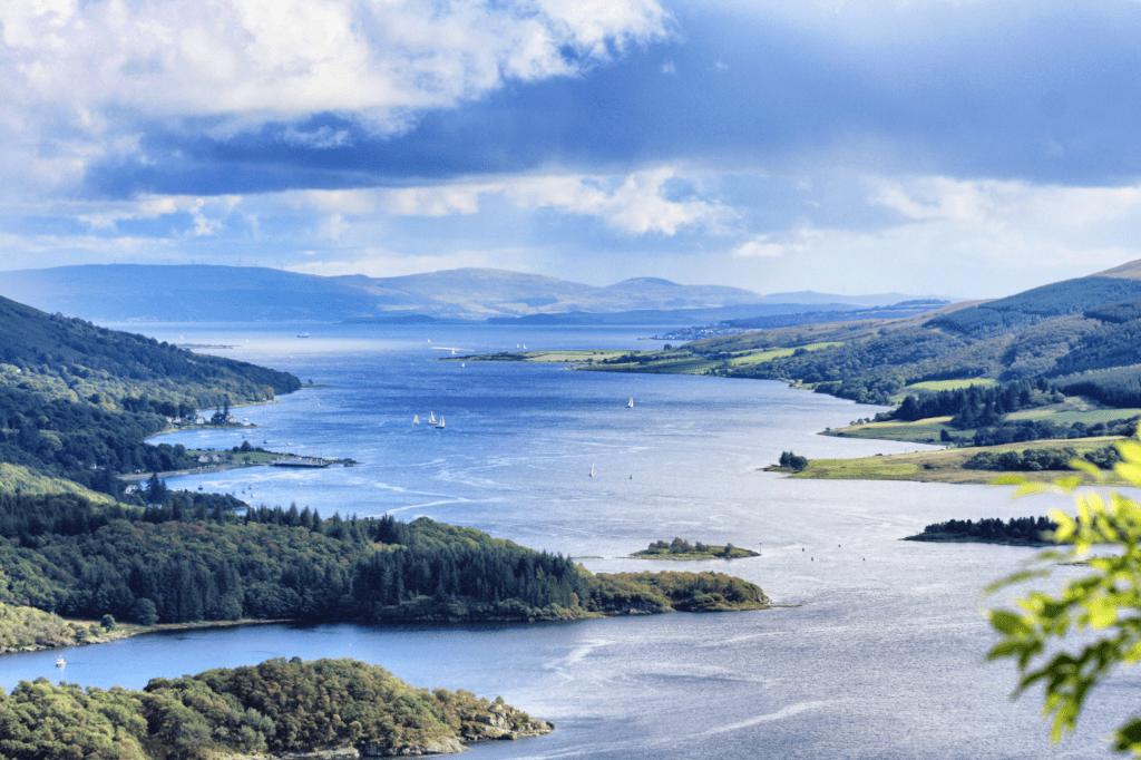 Castaway Weekend on a Remote Scottish Island
