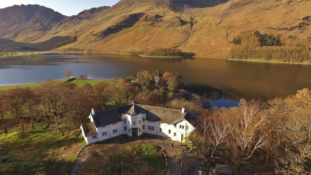 UK Staycation ideas - Hassness Buttermere Lake District