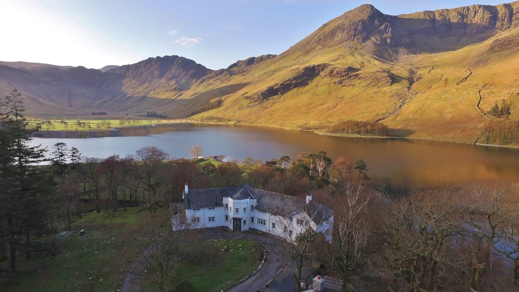 Hassness, Buttermere, Lake District