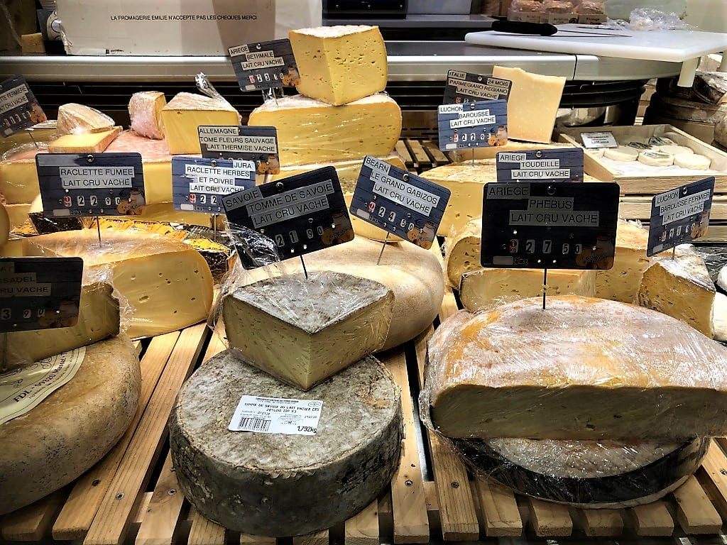 Things to do in Toulouse cheese