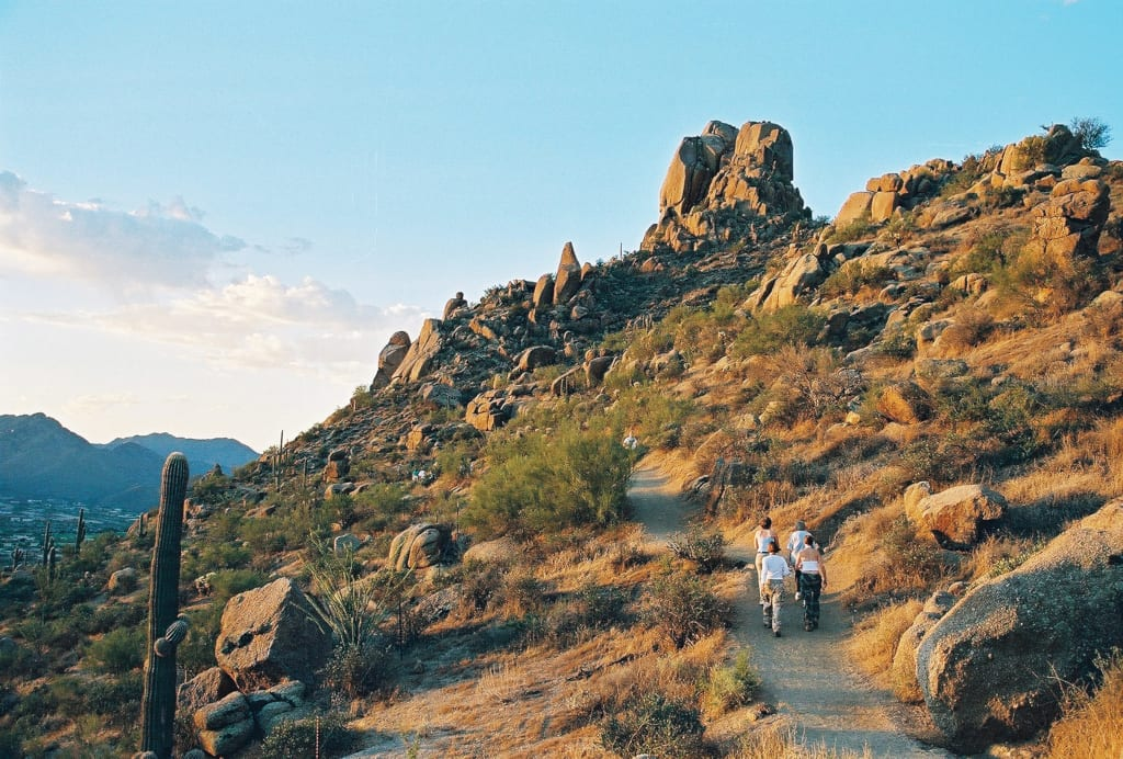 Hikes in Scottsdale