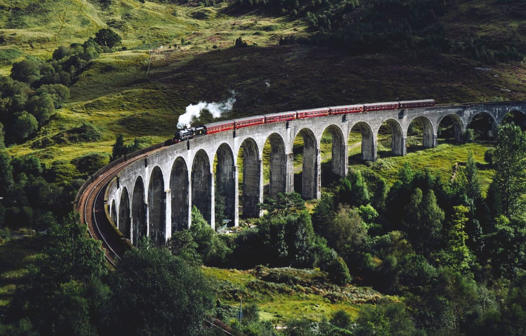 3 New Scenic Rail Trips for Your UK Staycation
