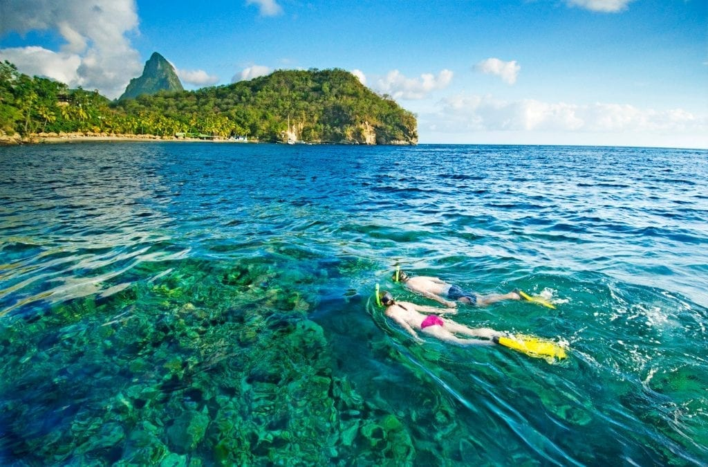9 Sea-themed Adventures in St Lucia