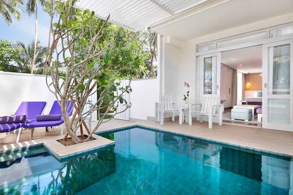 Avani Kalutara Resort - Ocean View Pool Suite