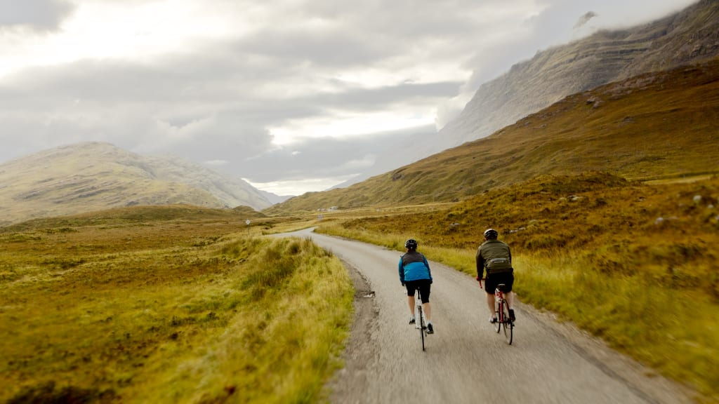 Explore the UK on Two Wheels