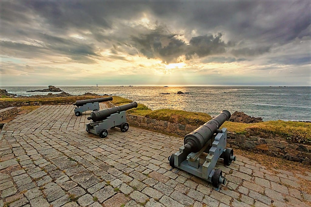 Visit Guernsey - Fort Pezeries