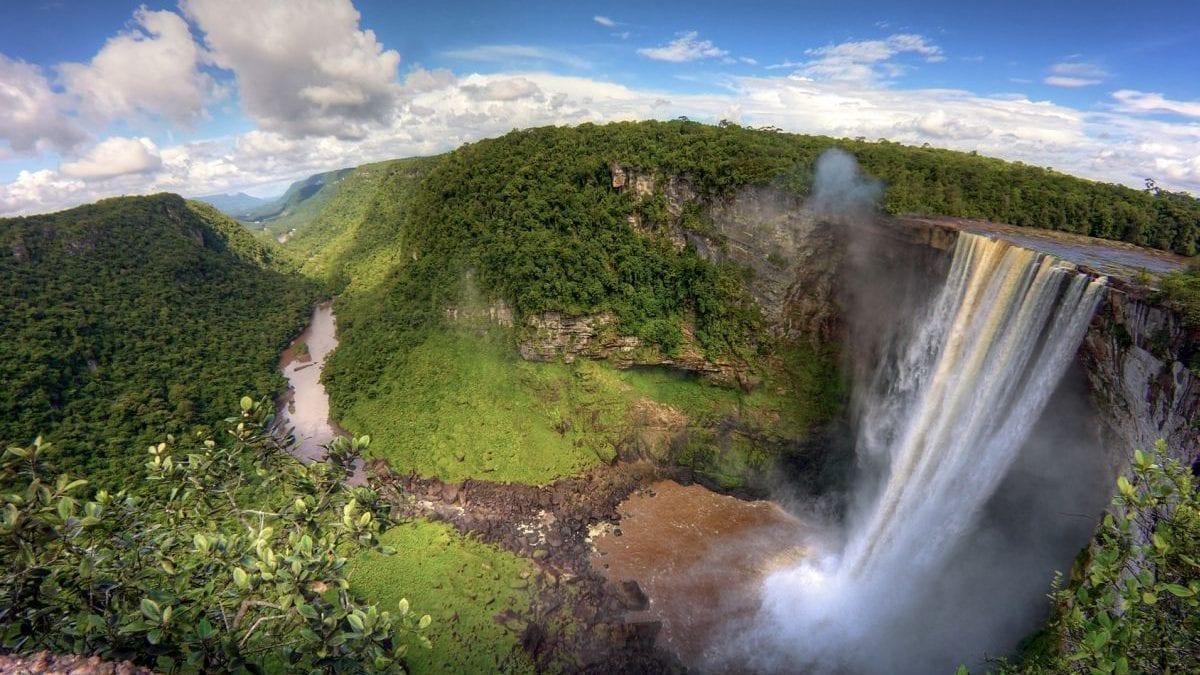 Guyana: Community Led and Owned Tourism