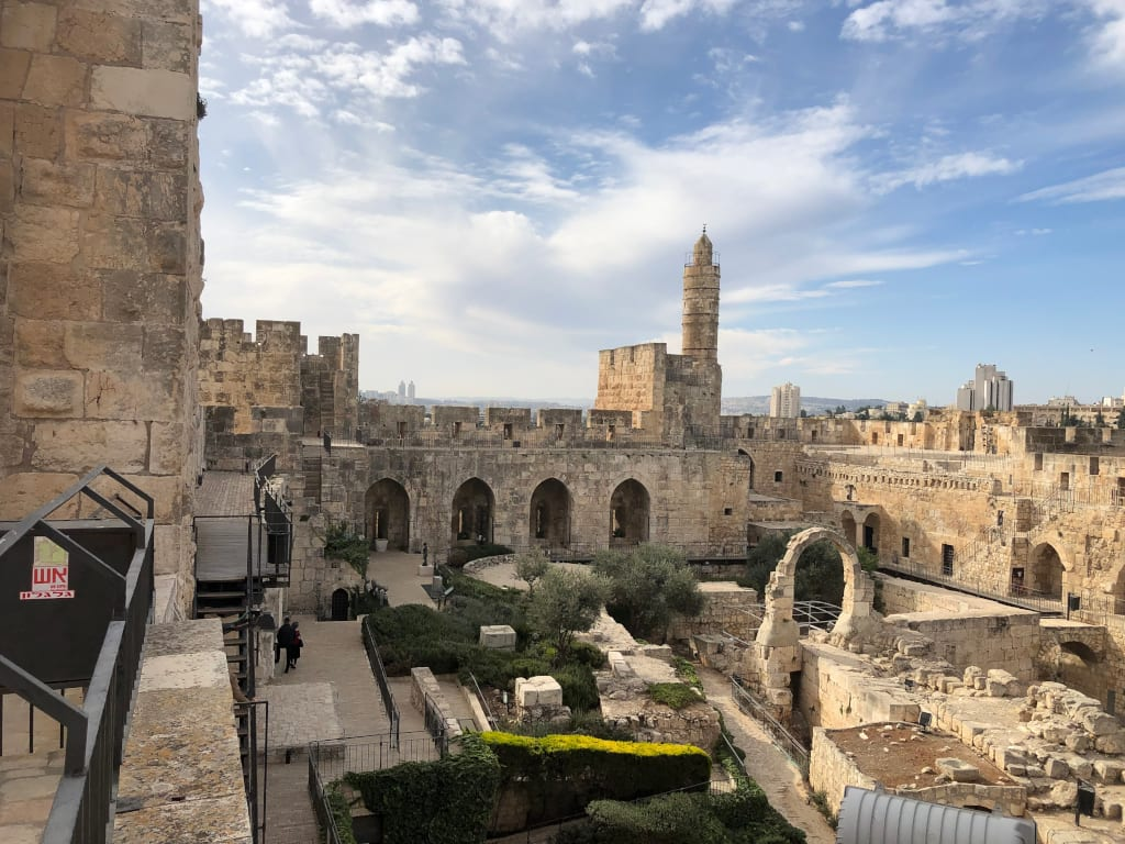 Things to do in Jerusalem in 48 hours