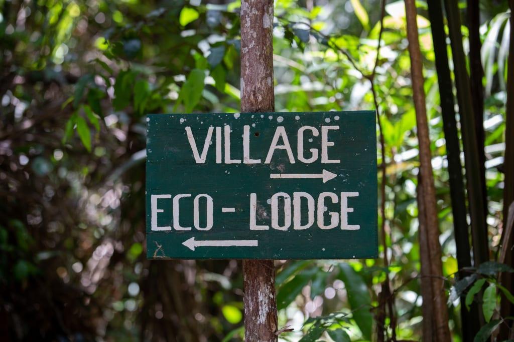 Rewa Lodge and River22 © Jamie Lafferty, Guyana Tourism Authority