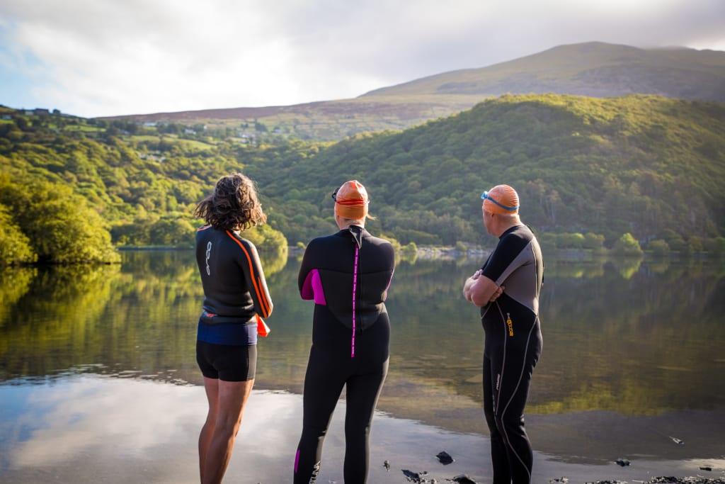 Anglesey wild swimming