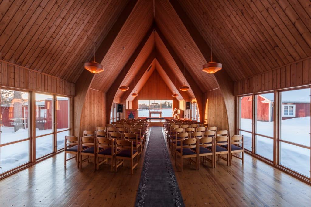 Melderstein chapel