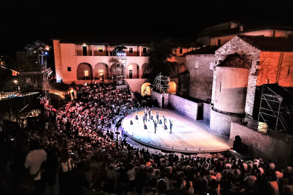 Spoleto Festival Festivals in August