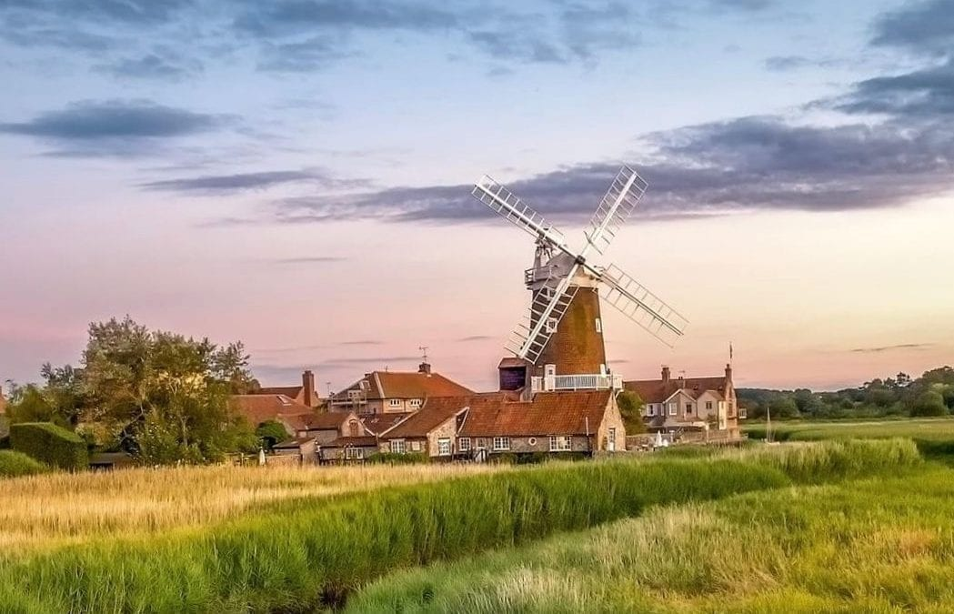 Norfolk Walks as Travel Businesses Reopen