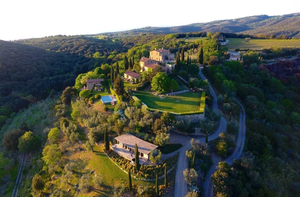 Live Like a Tuscan Royal This Summer