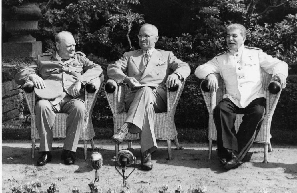 Potsdam Conference 75th Anniversary Exhibition