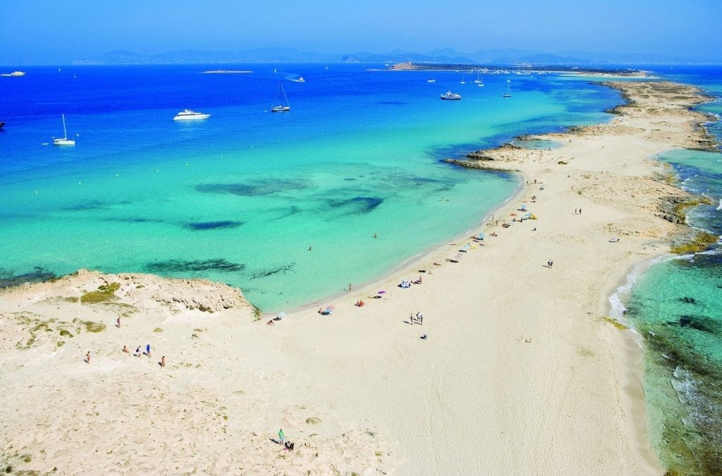 Isolated Breaks in the Balearic Islands
