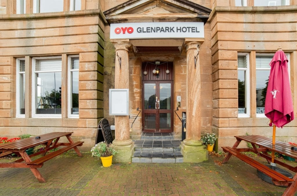 OYO Scotland Re-Opening Offers