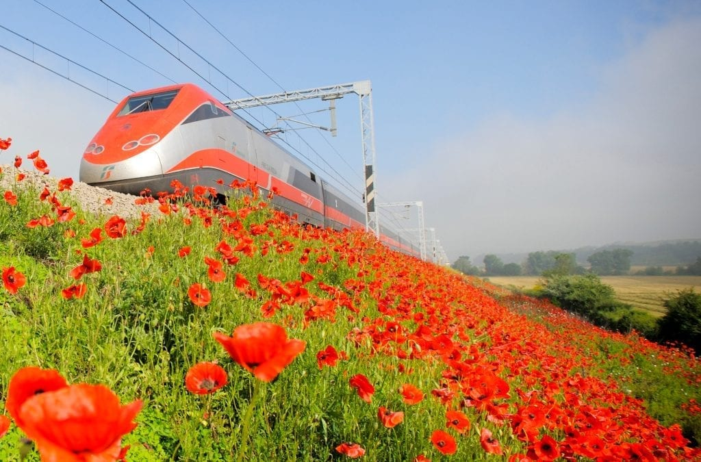 Discover Italy with Flght-Free Rail Holiday