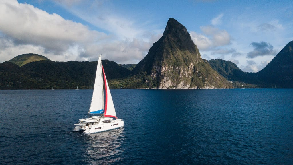 Escape to East Winds, St Lucia