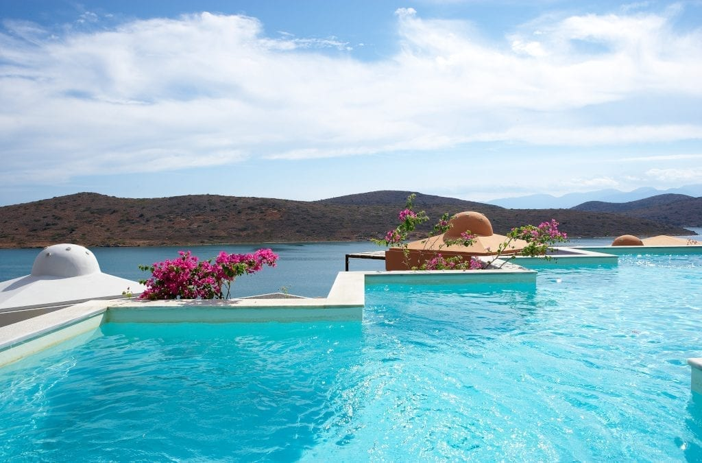 Experience the Domes of Elounda