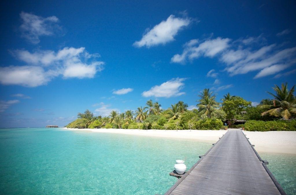 Luzuriate in the South Ari Atoll, Maldives