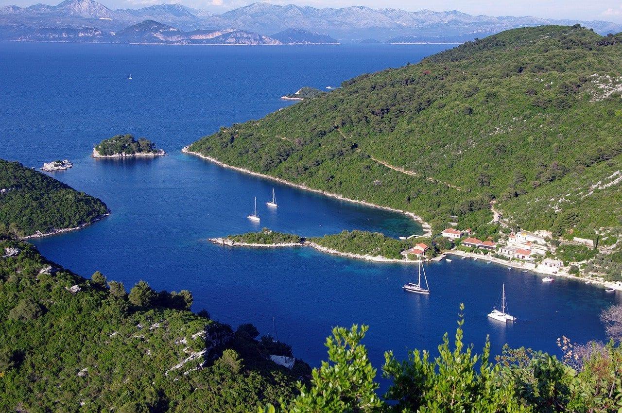 Mljet, Croatia - remote European islands