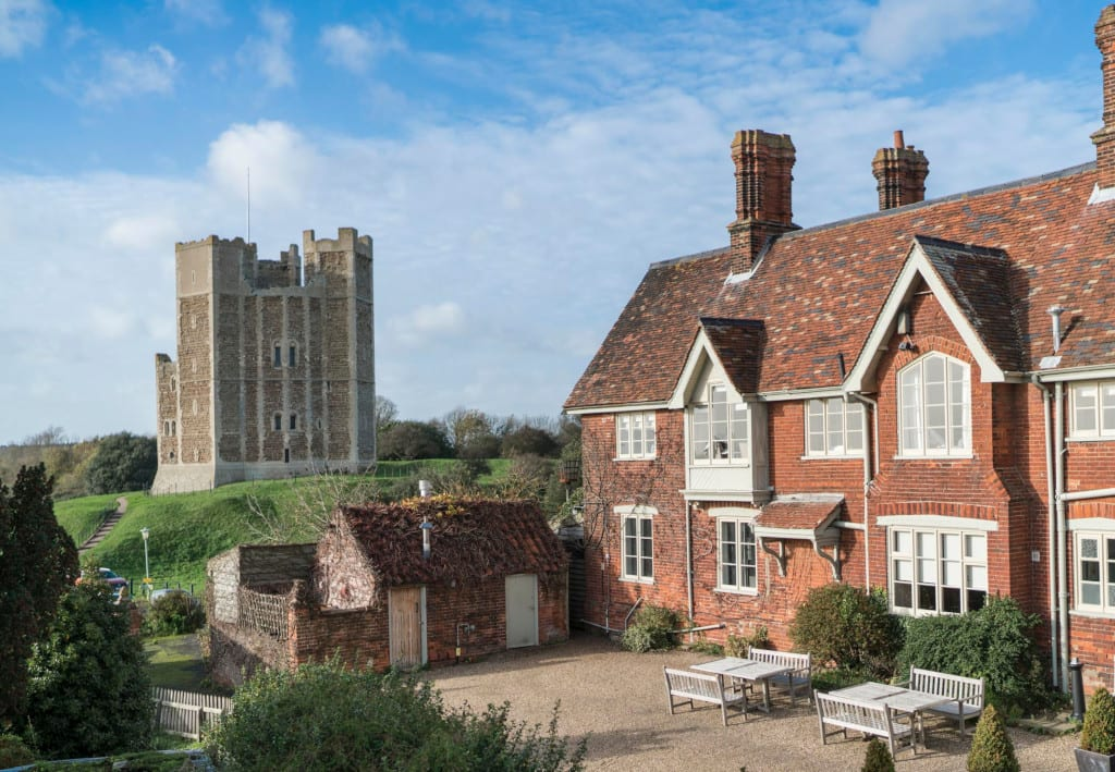 Crown and Castle at Orford