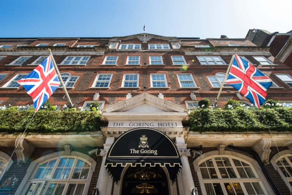 London's Calling at the Goring