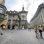 Berne's wonderful clocktower.