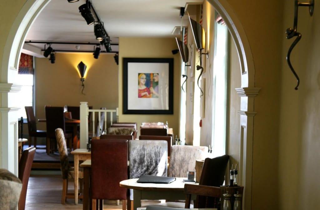 Kesgrave Hall restaurant