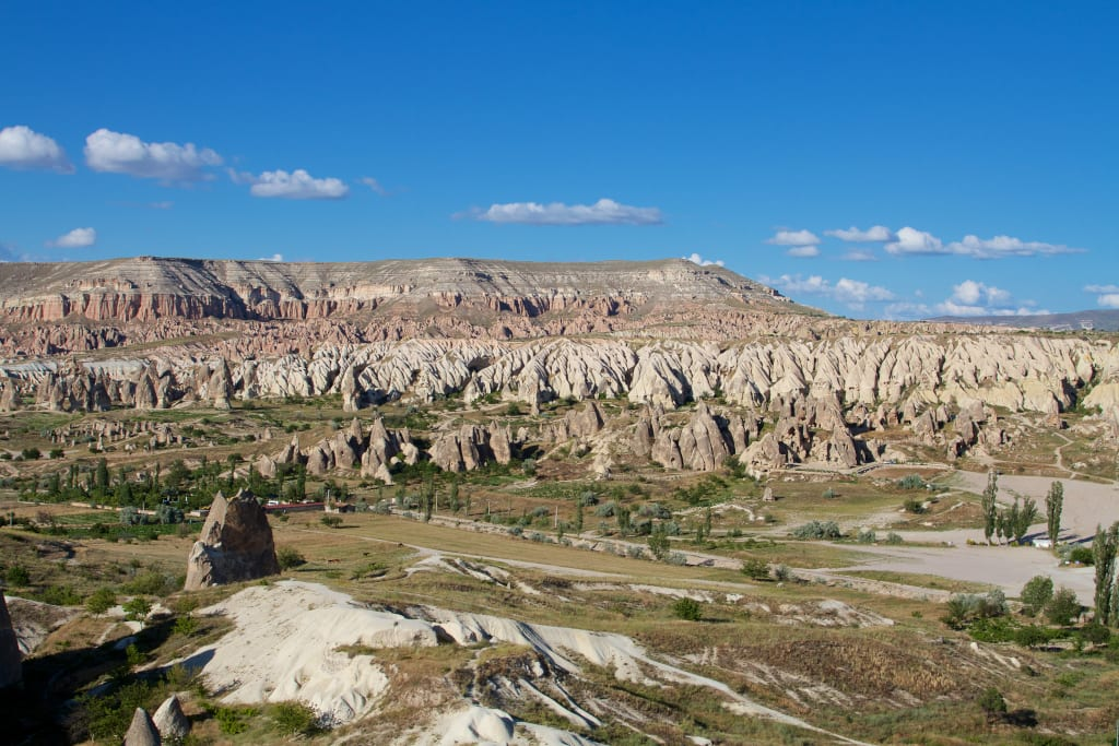 Kiliclar (Swords) Valley Cappadocia Turkey (8) Last Minute Travel Deals October 2020