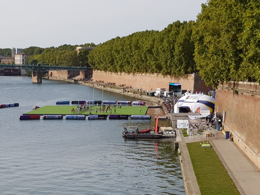 Toulouse WateRugby