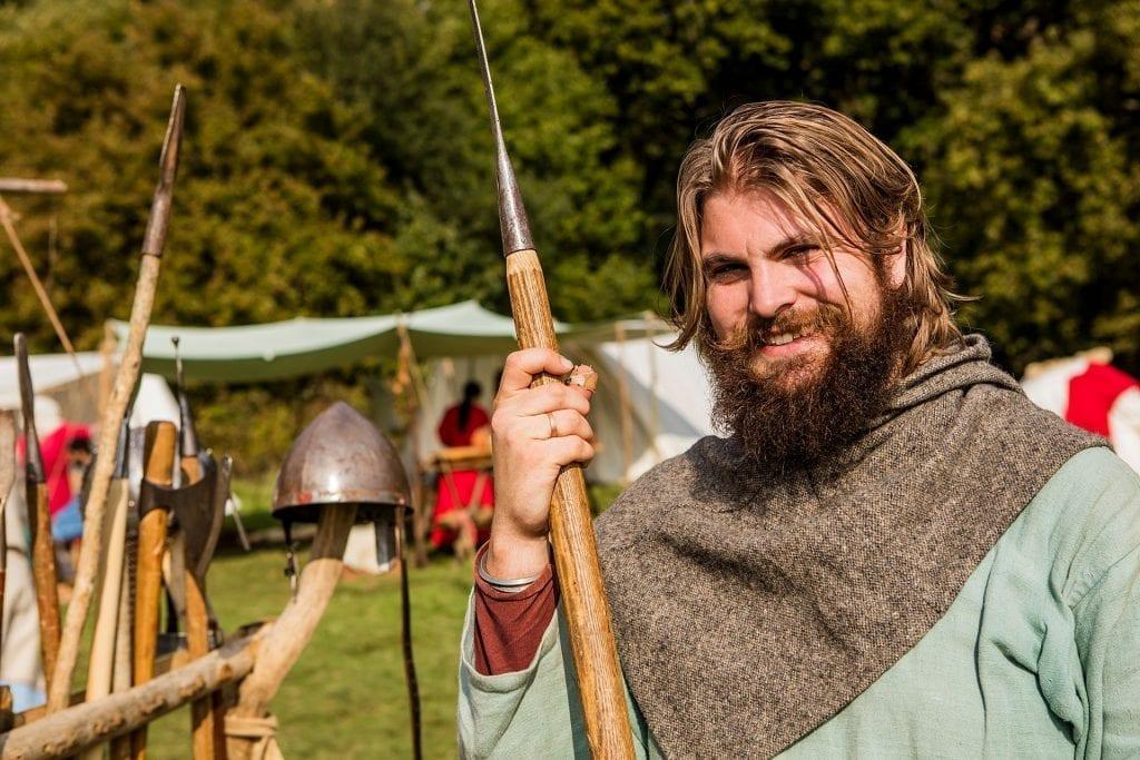1066 Weekend at Battle Abbey