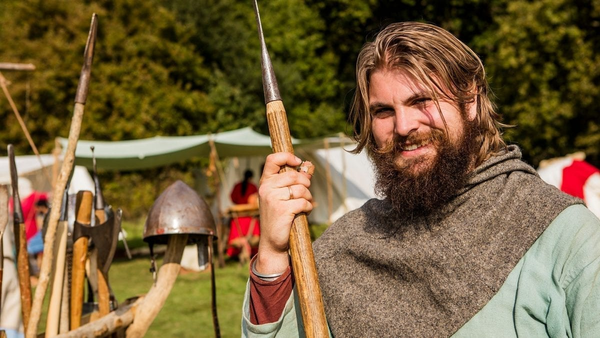 Discover 1066 Weekend at Battle Abbey