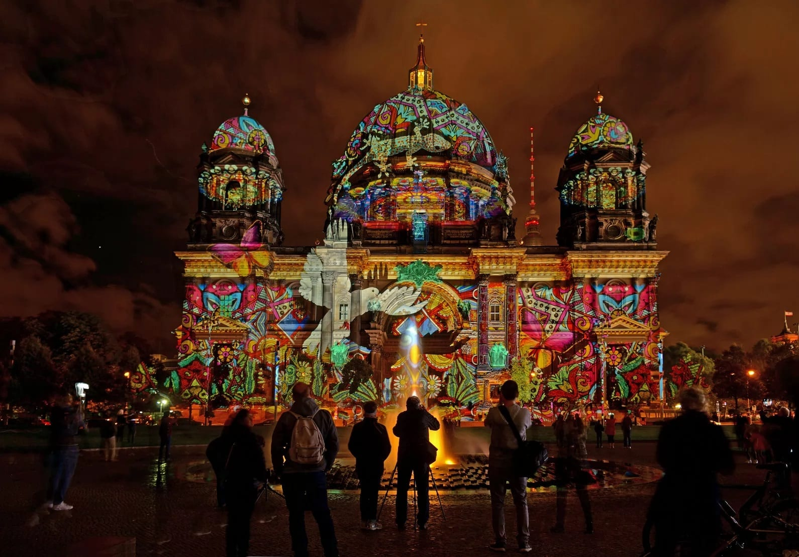 Berlin Festival of Lights 2020