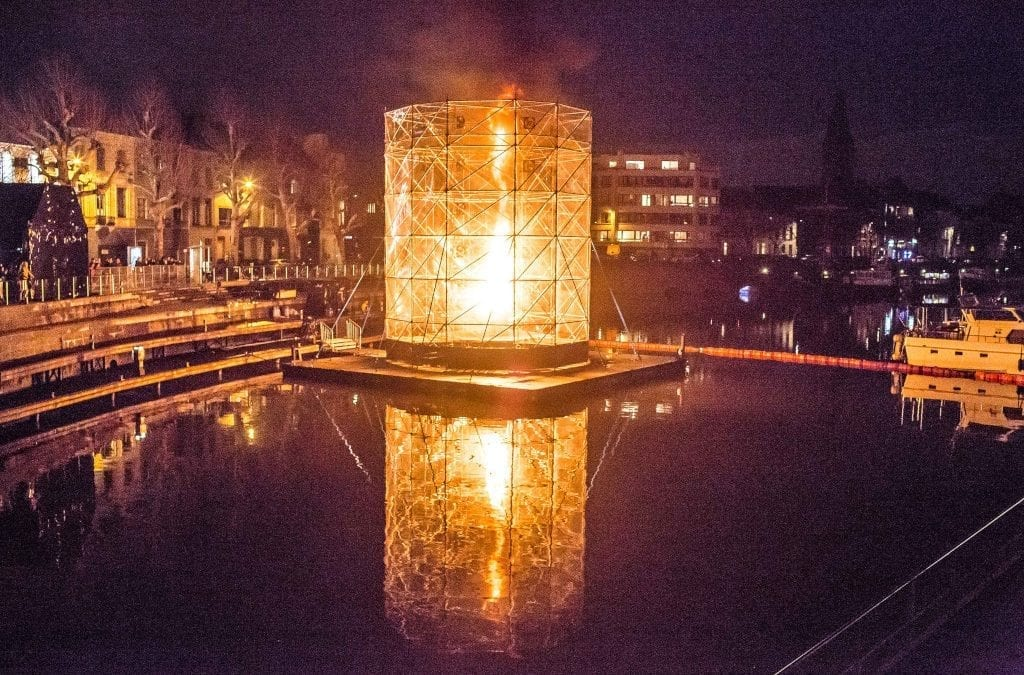 Experience the Light Festival Ghent