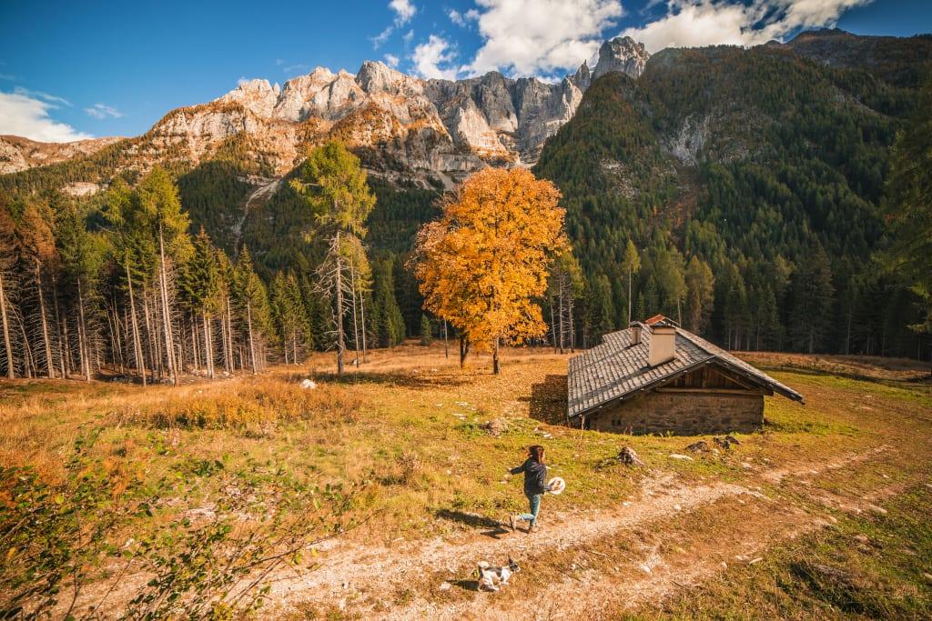 Foliage in Val Rendena foto Tommaso Prugnola