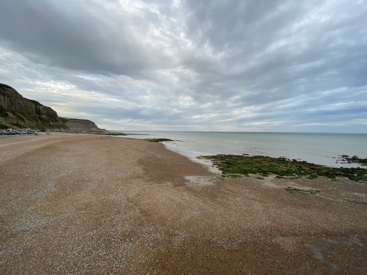 Hastings Stade - a Saxon word meaning a landing place