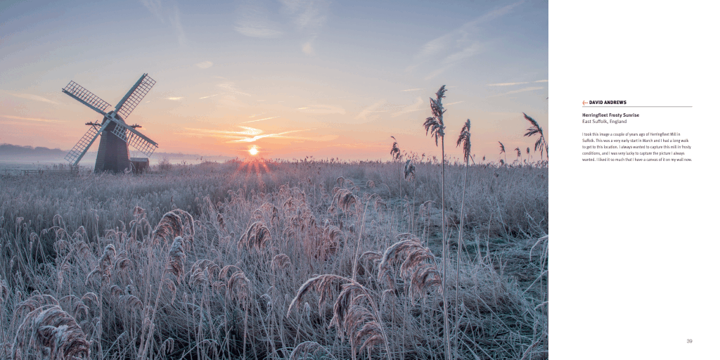 Herringfleet Feisty Sunrise by David Andrews