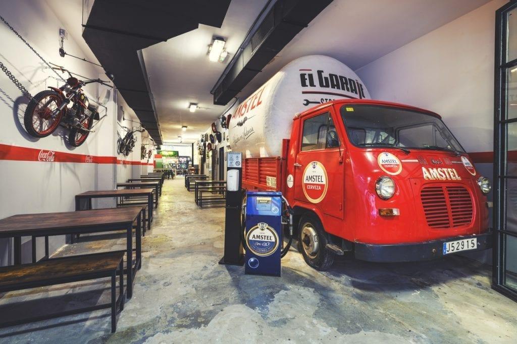 Gastro Garaje Valencia