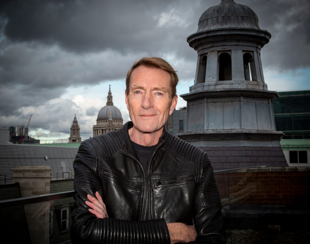 Lee Child discusses The Reacher Guy