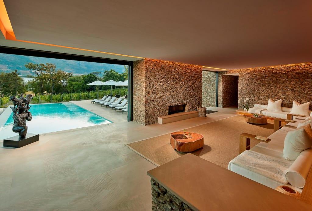 Leeu Estates - Leeu Spa - Relaxation area HI RES