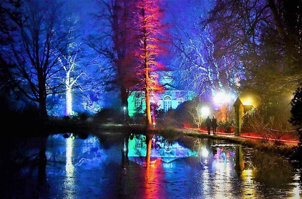 Spectacular Staffordshire Sparkles This Winter