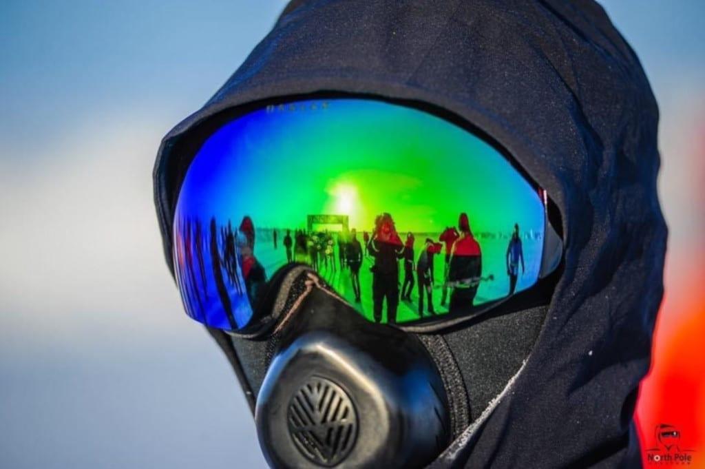 The North Pole Marathon is the ultimate challenge