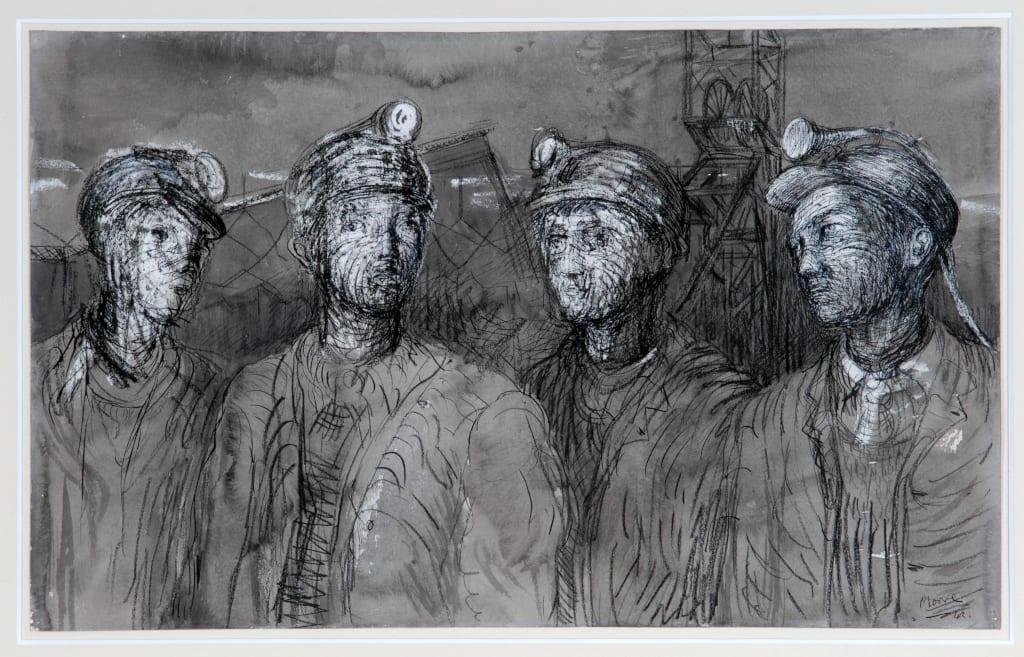 Bill Brandt | Henry Moore