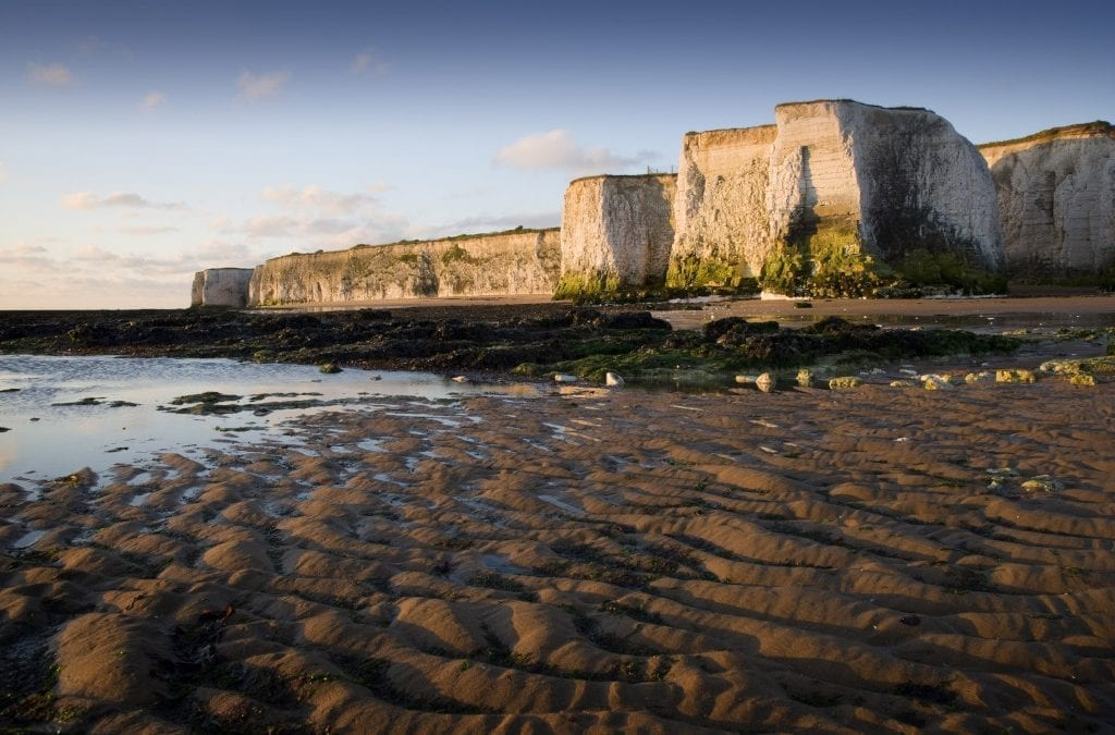Campaign to Highlight England's Coastline