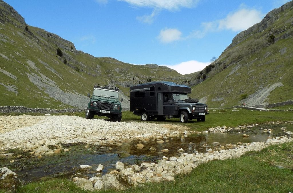 Cool Camping Launches Campervan Collection