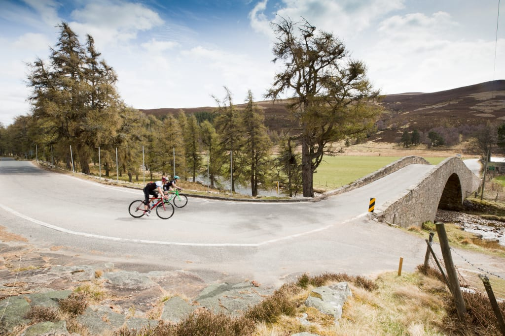 Road Cycling National Parks