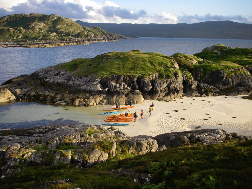 Sea Kayaking - Sound of Arisaig-1